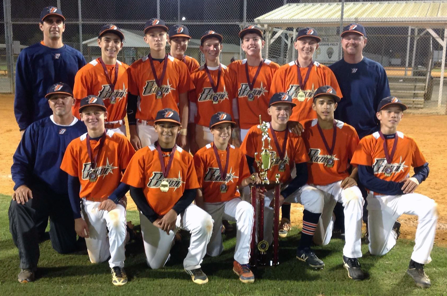 Travel Baseball | 11U - 13U - 14U Florida Burn Baseball