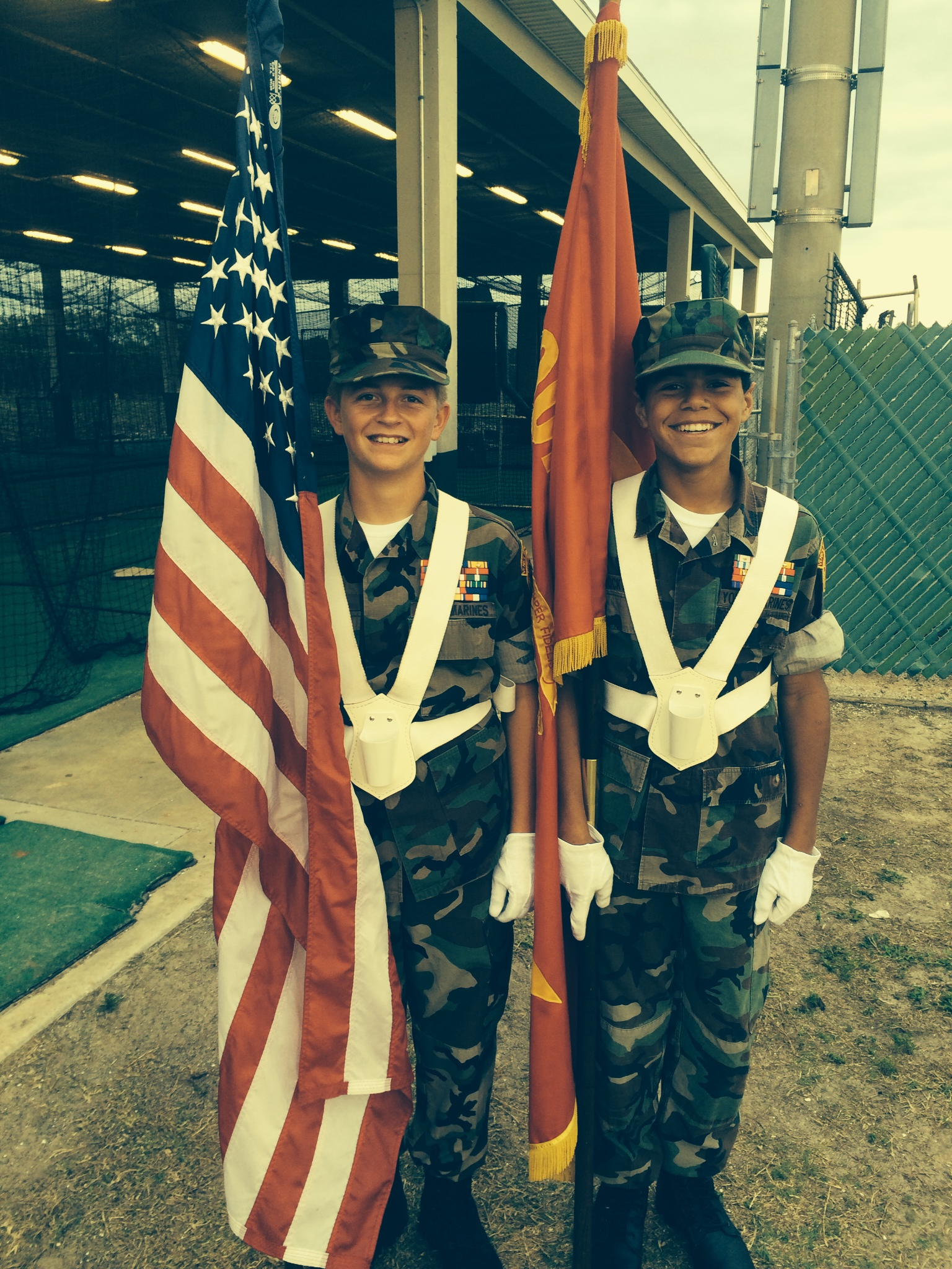 The Florida Burn is proud of our Young Marines, Kevin Dubrule and ...