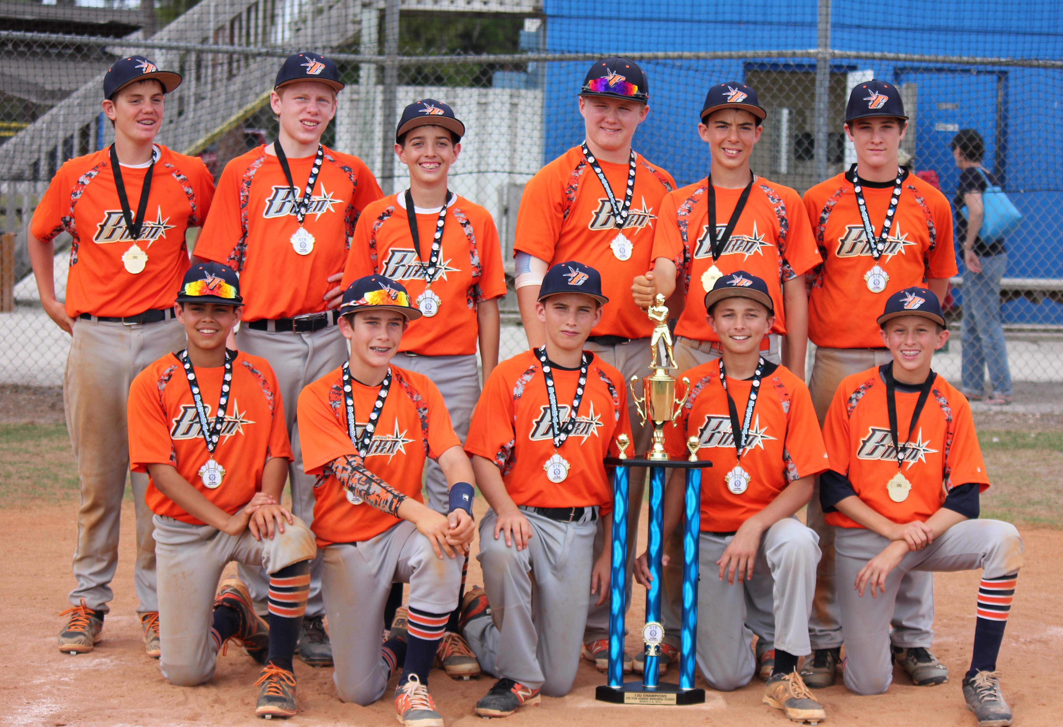 11U - 13U - 14U Florida Burn Baseball | Program of Champion's